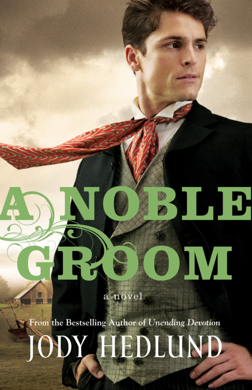 Noble Groom Cover