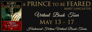 A Prince to be Feared Tour Banner FINAL