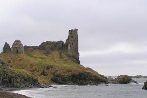 crumbling ruins
