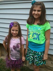 Addie and Emma