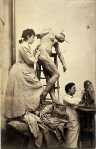 claudel working
