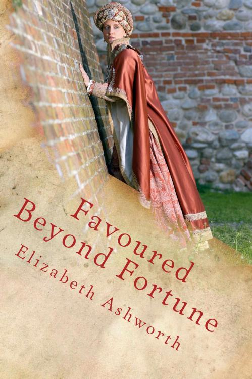 Favoured_Beyond_Fort_Cover_for_Kindle