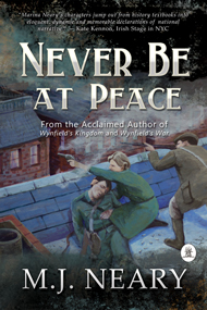 Never Be at Peace Cover Thumbnail