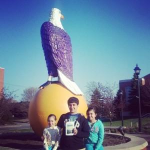 Kids Eagle WBN