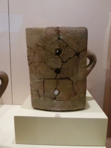 Corum Museum portable braiser