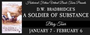 04_A Soldier of Substance_Blog Tour Banner_FINAL
