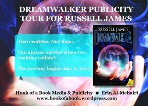 Dreamwalker tour logo