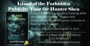 Island of the forbidden tour logo