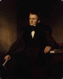 Thomas de Quincey by Sir John Watson-Gordon/Wiki