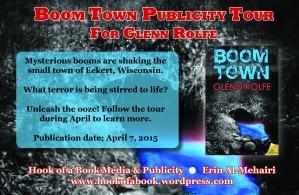 Boom Town tour logo