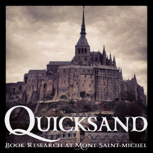 Quicksand-Mont-St-Michel-Quicksand-text-Gigi-Pandian