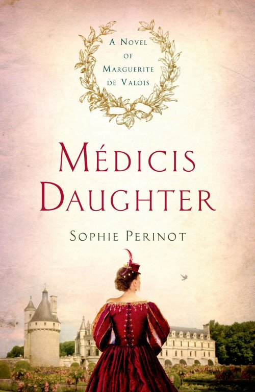 02_Medici's Daughter_Cover