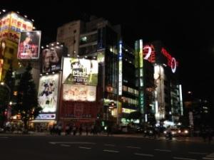 Flask - Tokyo Lights