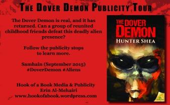 Dover Demon tour logo