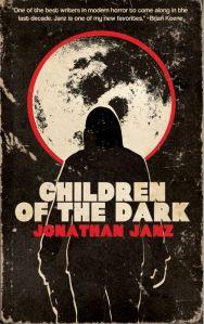 CHILDREN OF THE DARK Cover!