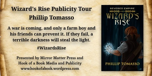 Wizard's Rise tour graphic