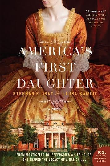 Americas First Daughter - cover