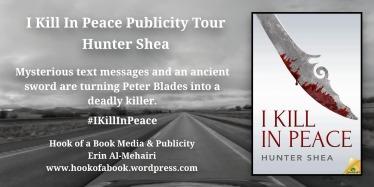 I Kill In Peace tour graphic