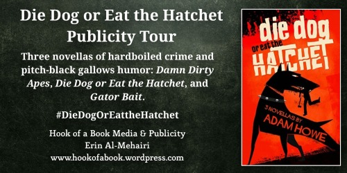Die Dog or Eat The Hatchet tour graphic