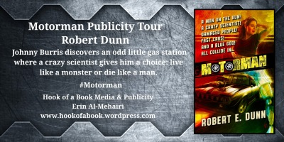 Motorman tour graphic