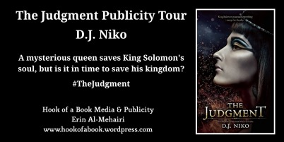 The Judgment tour graphic