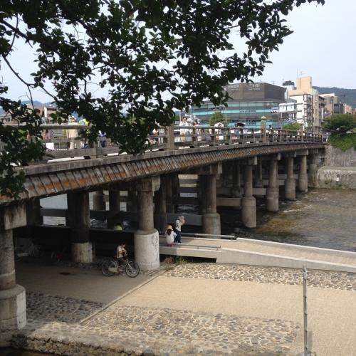 IFS - Bridge over the Kamo River.jpg