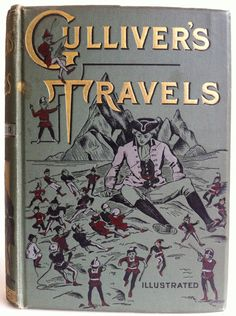 Gullivers Travels cover