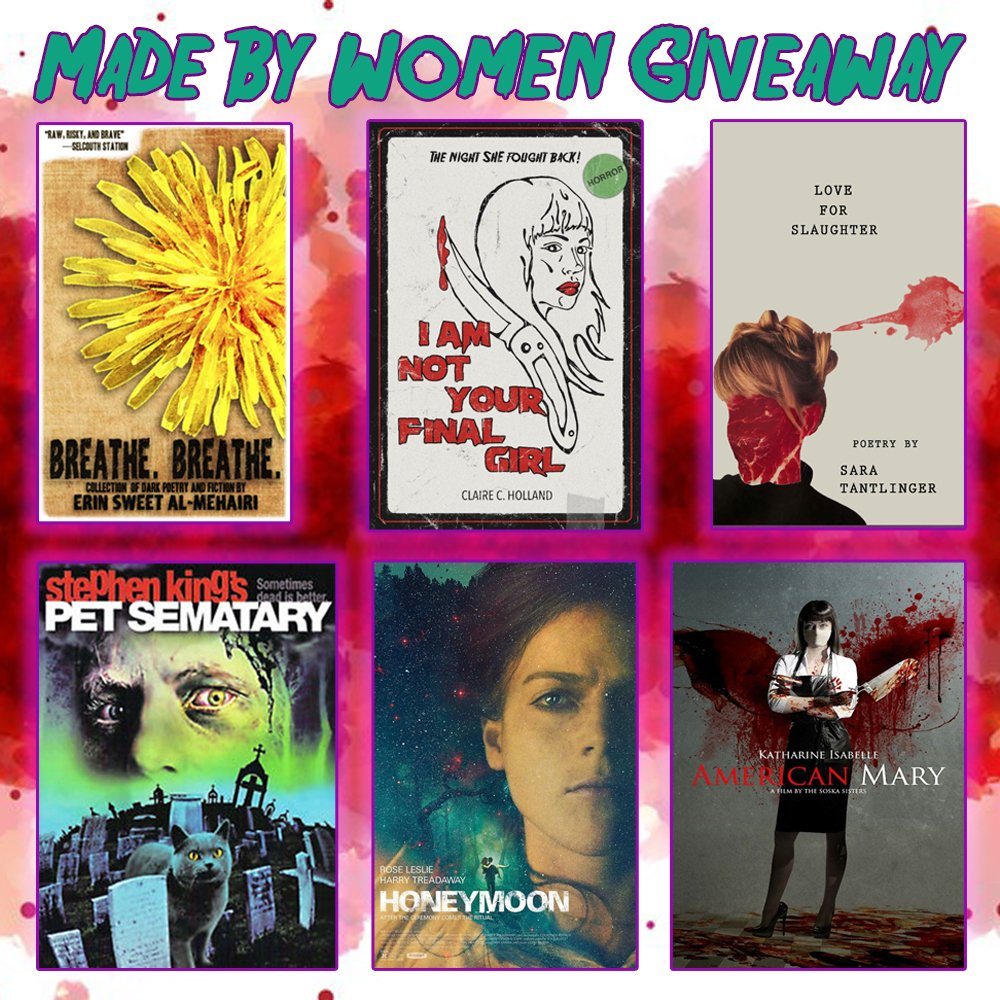 Made by Women Giveaway