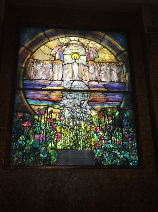 Tiffany Window Wade Chapel