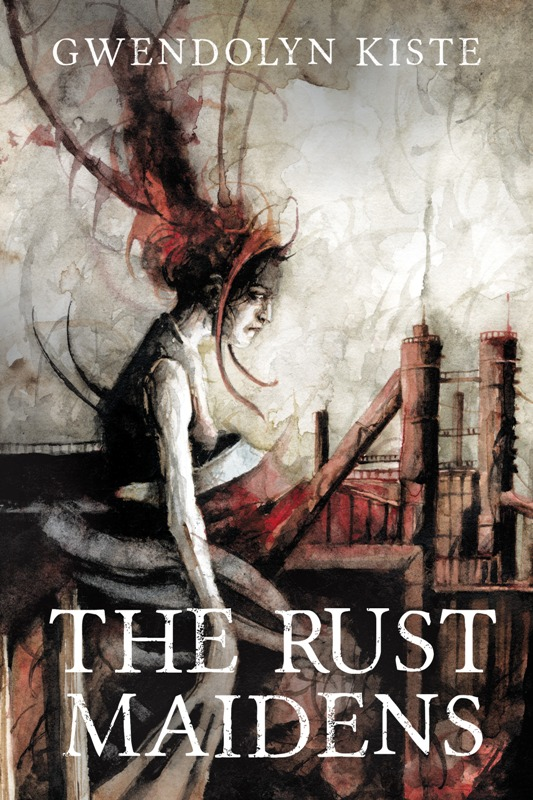 The Rust Maidens Cover Final