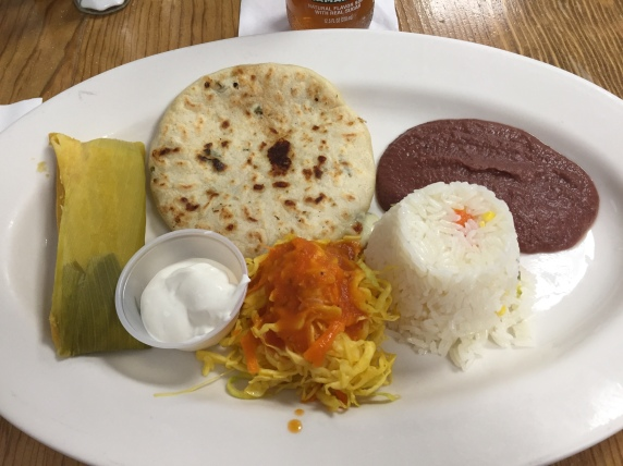 pupusa-lunch