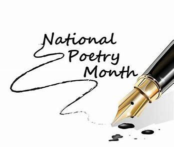Natl Poetry Month pen