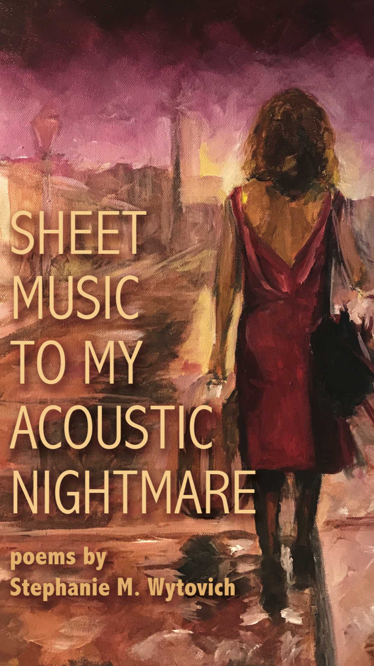 Sheet Music Front Cover