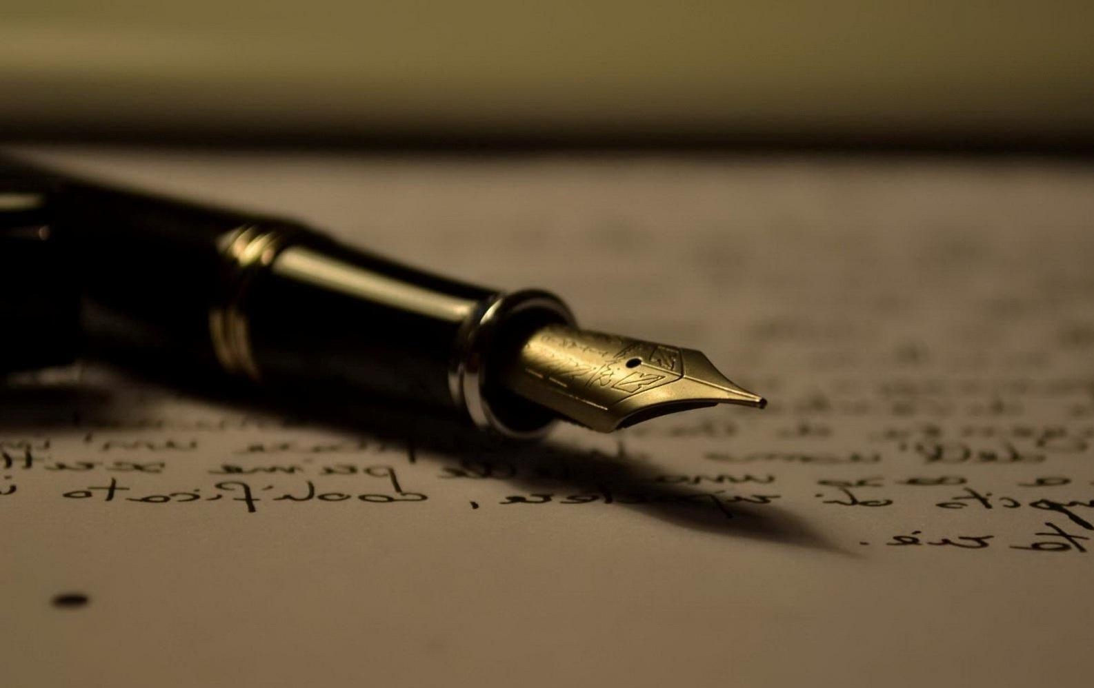 ink pen 1