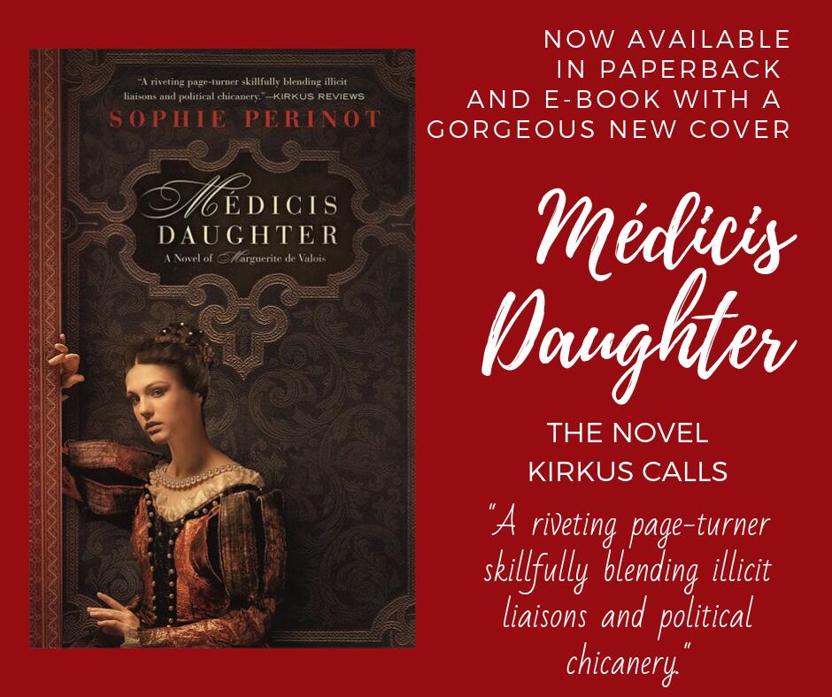 Medicis Daughter graphic 1