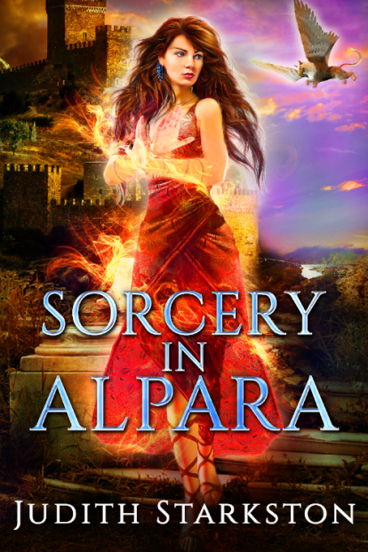 Sorcery cover - 500x750px