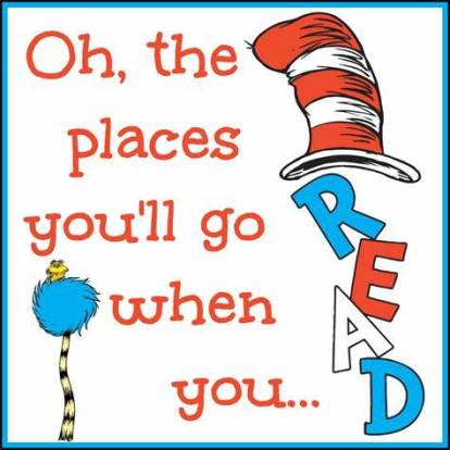 Oh the places Suess