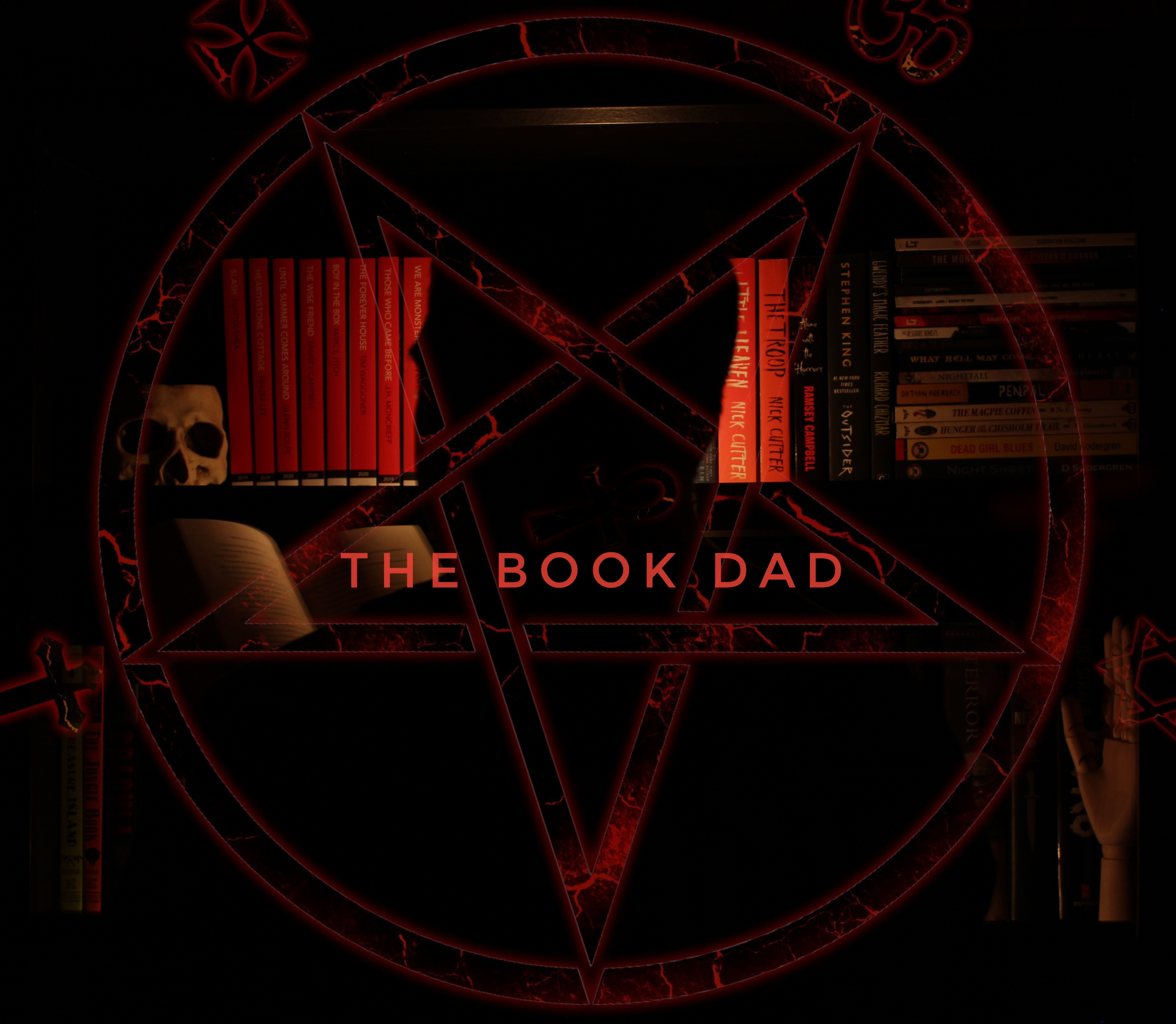 Guest Article: Indie Horror Fundraiser and Scholarship for Women in Horror by Andrew Fowlow, The Book Dad #HookonWiHM #WiHM